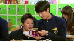 Ji Hoo et Min Ki ♥